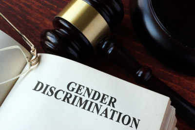discrimination is simply the practice of treating a person or group of people unequally based on some distinguishing characteristic—race, gender, or religion